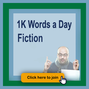 1K Words a Day Fiction
