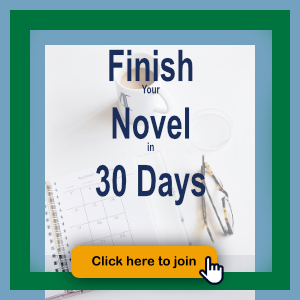 Finish Your Novel in 30 Days