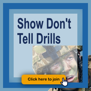 Show Don't Tell Drills